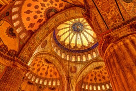 Sultan Ahmed Mosque, 1609-1616, Sultanahmet, İstanbul