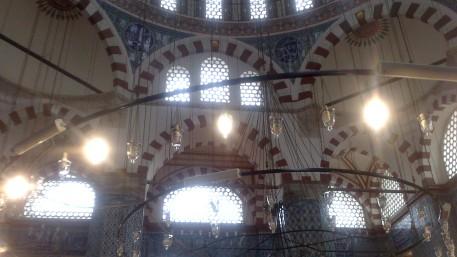 Rüstem Pasha Mosque, Eminönü, İstanbul