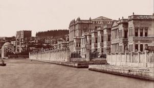 Guillaume Berggren, Dolmabahçe Palace & German Embassy
