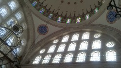 Mihrimah Sultan Mosque, Edirnekapı, Istanbul