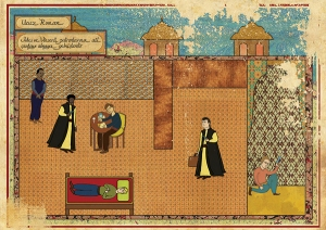 have you ever imagined Samuel L. Jackson in the Ottoman Context?